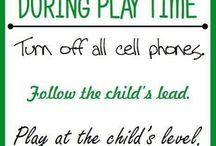 Playgroup quotes / What we think about kids play
