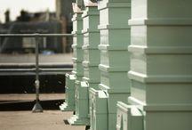Bee Hives & Garden