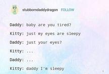 Daddy/Mommy Kink