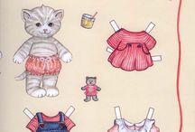 Paper dolls :E