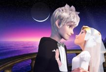 Jack Frost cheating on Elsa