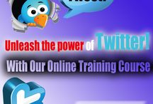 TOL Online Courses / Talkativeonline's Online training courses on various social media marketing topics including: Twitter, Facebook, LinkedIn, and more...