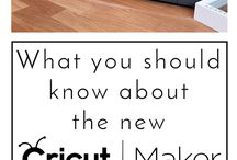 Cricut Maker / Projects made with the Cricut Maker machine