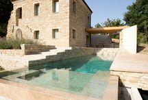 + Bright pool