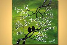 Malování (painting)