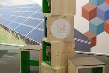 Expo Design / Kreative Ideen für Messen, Events und Ausstellungen.