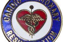 Medical Emblem Pins