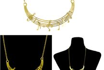 Music and Theater / All jewelries in this board here have a music and musical theater theme.
