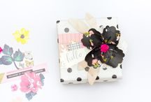 Sizzix Projects / Craft projects created with Sizzix dies