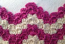 Crochet - Stitches, Charts, Etc