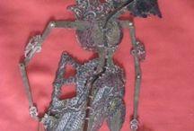 Javanese Wayang Kulit Puppets / by Rachel Hand