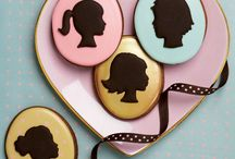 Edible Silhouettes / by Angela (Simply Silhouettes)