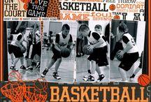 Scrapbook - Basketball