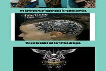 Best Tattoo Shop in Bali