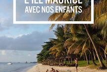 Voyage île Maurice / île de la réunion