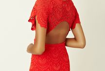 Red Lace Everything