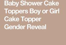 cake reveal