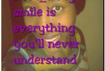 my self<3