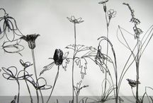 Wire art / by Hannah