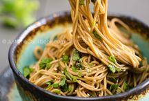 Eat pasta / Pasta recipes