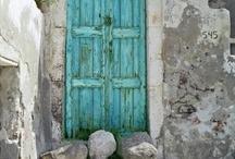 The Door / by Elise Cater Bierstetel