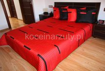 Romantyczne narzuty na łóżko