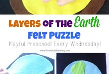 (PreK) Science Activities / Here are some science learning activities for the littlest learners.