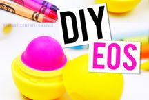 EOS Lip Balm Crafts