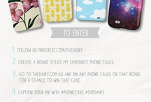 PIN TO WIN - Compeition / 1. Follow us pinterest.com/thedairy  2. Create a board titled My favourite phone cases.  3. Go to thedairy.com.au and pin any phone cases on that board for a chance to win that case.   4. Caption your pin with #phonecase #thedairy  5. Once your pin is up, submit your pin URL to win@thedairy.com.au with the subject line PIN TO WIN.  We will draw at random TWO lucky winners who will each win a phone case. Plus the PIN with the most repins will win TWO phone cases.