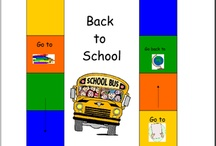 abcteach - Back To School / This board has ideas and printables for Back to School Theme Units and fun activities for the beginning of the school year. SPECIAL FOR OUR PINTEREST FOLLOWERS: Type 'pin13' into the Promo Code for $5 dollars off your abcteach membership. / by abcteach.com