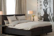 Slaapkamer / Op zoek naar inspiratie. Hoe gaat mijn slaapkamer eruit zien?