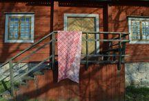 Find the heart / weft:GOTS certified cotton warp: superwash fine merino (mulesing free)