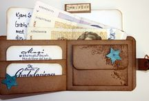 Boxes stampin up