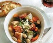 eat {soup}