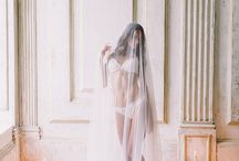 Boudoir / bride's morning