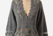 Crochet Sweaters & Dresses / by Carla Hargrave-Grigsby
