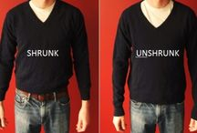 Unshrinkit Moments / All things Unshrinkit!  Unshrinkit: How to unshrink a wool sweater