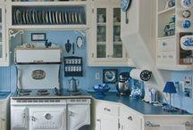 Кухни В Коттеджах