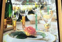 Recenzje książek - Książka na niedzielę / Recenzje książek kulinarnych i około kulinarnych. Zapraszam