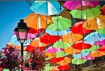 Under My Umbrella (Umbrellas)...