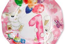 1° Compleanno Bambina