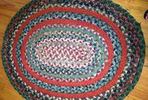 Vintage rug repair