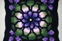 Орнамент афганских ковров