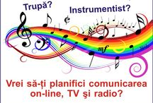 MY SERVICES / Subscriptions offered to Romanian musicians: increase awareness and visibility, sell mp3 music
