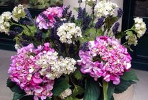 My creations / My Job - my world - artificial flowers !