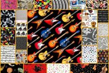 Music Soothes The Soul / Musical Fabrics We Just Love!