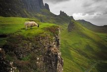 scotland, ireland and other / by andre visser