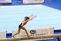 Again great on the beam