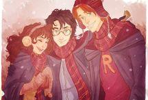 Harry Potter <3 / by Mikaylah Roggasch