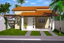 casa pra construir